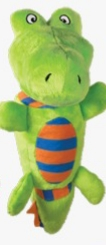 Kong Stretchezz Tugga Aligator Small