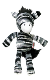 Kong Yarnimals ( Zebra Medium)