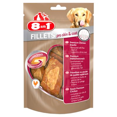 ***OUT OF TOCK***8in1 Fillets Pro Skin & Coat