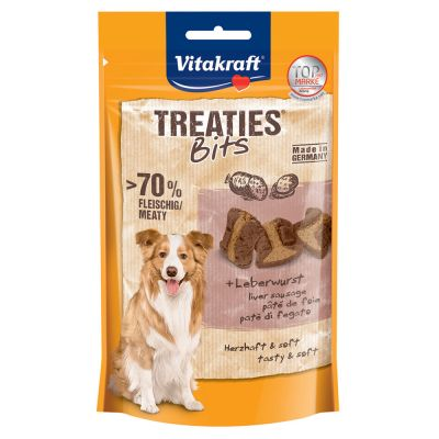 Liver Sausage Treaties Bits