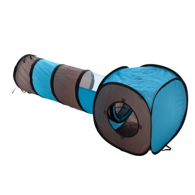 2 in 1 Tunnel & Cube Set