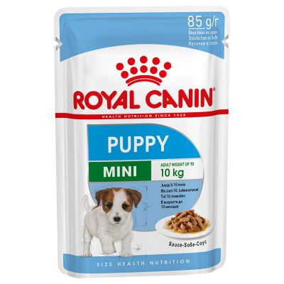 Royal Canin Puppy Pouch 85g
