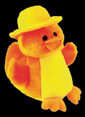 Gor Hugs Quack Duckling (15cm)