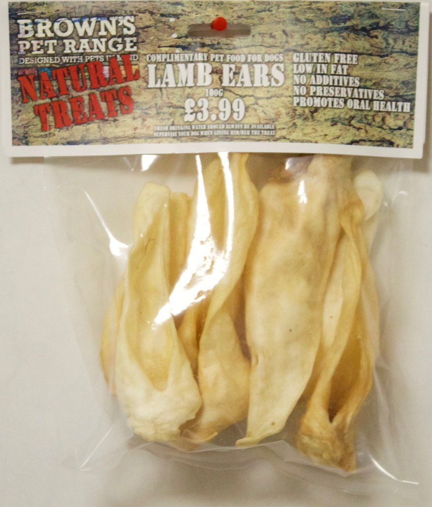 OUT F STOCK Lamb Ears