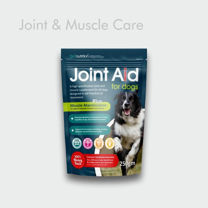 Joint Aid for Dogs 250gm pouch