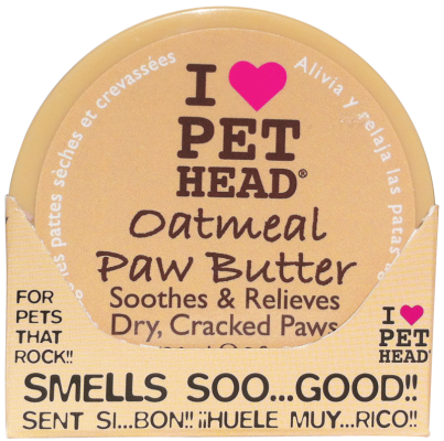 ***OUT OF STOCK***  Pet Head Oatmeal Paw Butter