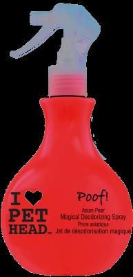 Pet Head Poof Spray 450ml Yummy Orange