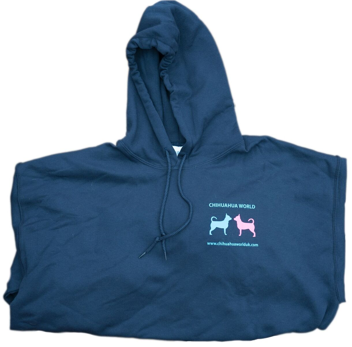 SOLD OUT Chihuahua World Hoodie Large